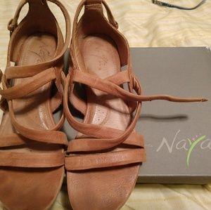 Naya strappy sandals